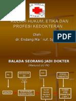 Kuliah 19 Hukum_ Etika Dan Profesi Dokter