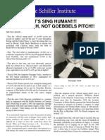 Lets Sing Human