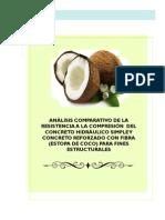 proyecto estopa de coco