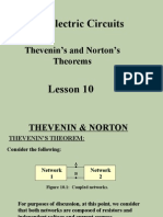 Lesson 10 Thevenin and Norton..