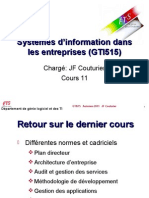 Cours 11 Introduction a ITIL