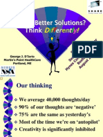 Think Differently v2 SHARE 2013 Publish