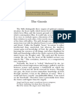 The Gnosis-Mystics of Islam