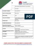 SESLHDPR271-WHS-StatementOfCommitment