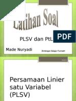 plsv-dan-ptlsv-smp-kelas-7-created-bimbel-funmath.ppt