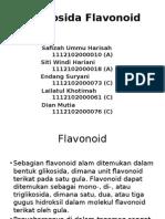 Biosintesa Glikosida Flavonoid