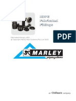 Hdpe Fabricated Fittings Brochure