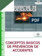 Prevencion de Riesgos en La Industria Metalmecanica 2011