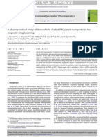 A pharmaceutical study of doxorubicin-loaded PEGylated nanoparticles for.pdf