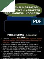 Strategi Karakter BANGSA1