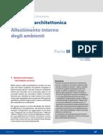 L'acustica architettonica