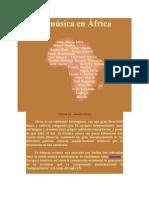 La Música en África