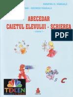 Abecedar Caietul elevului Clasa1 - Ed.euristica
