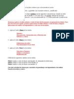 TEORIA SOBRE ESTILOS 02 - PROCESADOR DE TEXTOS -ESTILOSII+INDICE DE CONTENIDOS