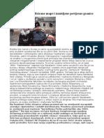Velika Srbija- Falcificirane Mape i Izmisljene Povijesne Granice