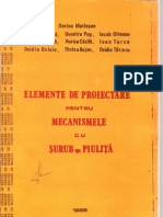 Indrumator Surub-Piulita Optimizat