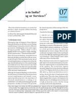 Economic Survey 2014-15 Chapter 7