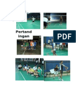 Keputusan Pertandingan Badminton