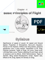 Basic Principles of Flight Chapter 4