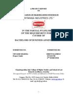 Docslide.us Hr Training Britannia Shruti Project