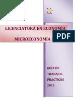Guia Tp Microeconomía i (2013)