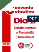 C.C. Distribuidora Internacional de Alimentacion (2013-2015)