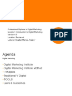 Module 1 DMI Fozzie Introduction to Digital Marketing