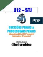 2012 - STJ