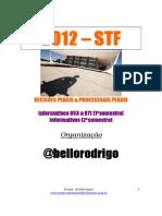 2012 - STF