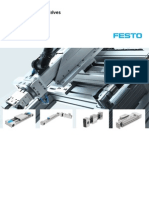Festo Electric Linear Drives En
