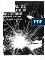 Manual de Soldadura Moderna III Cary