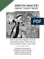 The Smith-Waite Centennial Tarot