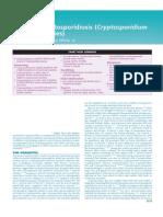 Criptosporidiose e Isosporiase - Mendell