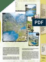 Ruta Senderismo Andorra Lagos de Tristaina