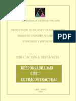 Resposab Civil Extracontrual