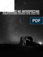 Os Sonhos No Antropoceno