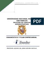 Plan Empresarial ILENDER Co.