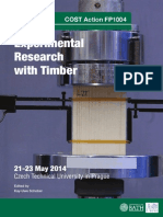 Experimental Research With Timber