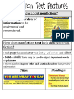 characteristics of nonfiction text