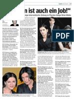 Placebo Interview by Silke Mitteregger