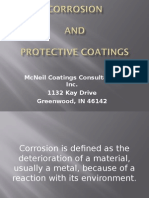Corrosion and Protective Coating s