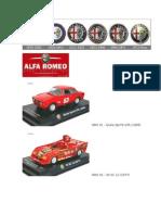 Alfa Romeo Sport Collection