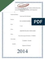 Tarea de Investigación Formativa - Investigacion FormativaI UNIDAD