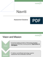 Navriti Assessments Corporate Profile