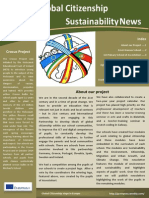 Newsletter Sustainability