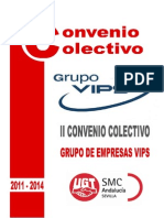 C.C. Grupo Vips (2011-2014)
