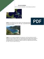 geografia marina