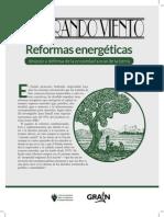 Reformas Energeticas Despojo y Defensa de La Propiedad Social de La Tierra