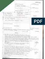 Pietro Pacciani - Sentenza di Condanna per Stupro e Violenza alle Figlie