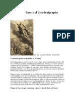 El Libro de Enoc y El Pseudepigrapha